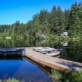 Lake Dale Resort and Campground, San Juan Island.- Washington's 50 Best Swimming Holes