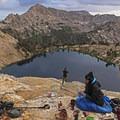 Liberty Lake.- Ruby Mountains Wilderness