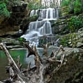 Little Bradley Falls.- 12 Favorite Hikes Near Asheville, North Carolina