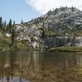Little Castle Lake.- Mount Shasta's 9 Best Day Hikes