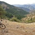 The view down the Mule Creek drainage from Baldy Peak Trail.- 7 Critical Mountain Bike Maintenance Secrets