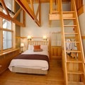The Sleeping Lady Resort offers upscale rooms. Photo courtesy of Sleeping Lady Resort.- Oktoberfest in Leavenworth