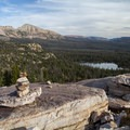 View of Scout Lake along the Lofty Lake Loop Hike.- OP Adventure Review: December 18-24