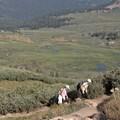 Switchbacks on the ascent of Mount Bierstadt.- Denver's Best Day Hikes