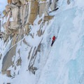Lee Vining Ice Climbing Area. Second Prize: Best Photo - Action Theme.- Winter 16/17 Awards + Prizes Announced