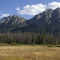 Mystery Mountain and McGown Peak from the Alpine Way Trail.- 10 Amazing Idaho Adventures