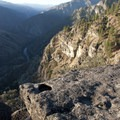 2,000 feet above the Middle Fork of the Salmon River affords a pretty nice view.- 10 Amazing Idaho Adventures