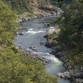 Rogue River Trail: Upper and Lower Washboard rapids.- Oregon's 75 Best Day Hikes