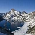 Sawtooth Lake.- 30 Alpine Lakes You Should Visit This Summer