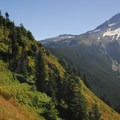 The trail to McNeil Point.- Memorial Day Trip Ideas