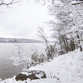 Mills-Norrie: View from the White River Trail.- Hudson Valley's 8 Best Snowshoe Adventures