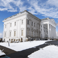 Staatsburgh State Historic Site (Mills Mansion).- Hudson Valley's 8 Best Snowshoe Adventures