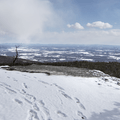 Scenic viewpoint in Minnewaska State Park Preserve. - Hudson Valley's 12 Best Winter Adventures