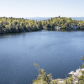 Overlooking Lake Minnewaska.- 12 New York Lakes Perfect for Summer Adventure