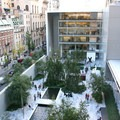 The courtyard at the Museum of Modern Art (MoMA) in New York City. Photo by Alsandro (CC 2.5).- The Best of Backyard Urban Adventures