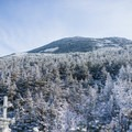 Looking up at Mount Madison.- 8 Not-To-Be Missed White Mountain Adventures