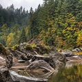 Fall is a beautiful time to visit Oxbow Regional Park.- Oxbow Regional Park