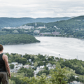 The U.S. Military Academy from the base of Bull Hill.- 3-day Hudson Valley Adventure Itinerary