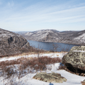 The summit of North Point.- Hudson Valley's 8 Best Snowshoe Adventures