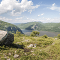 The North Point summit in Storm King State Park.- Dramatic Fjord Formations