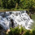 Waterloo Falls.- 7 Must-See Tennessee Waterfalls