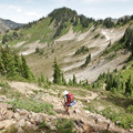 The High Divide Trail.- 3-Day Itineraries for Olympic National Park