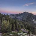 Clayton Peak.- 6 Days of Adventure in Utah's Wasatch Mountains