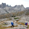 Hiking into Cirque of the Towers in Wyoming's Wind River Range.- 20 Hikes That Will Make You Feel Like a Badass