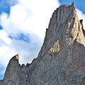 Incredible views in the Cirque of the Towers.- Climb a Mountain