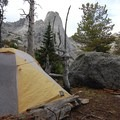 Backcountry camping in the Cirque of the Towers.- 70 Breathtaking Backcountry Campsites