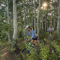 The Wasatch Crest Trail and a pair of mountain bike enthusiasts.- 5 Tips for Dealing With Jealousy When You Have Anxiety + Depression