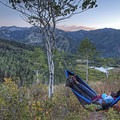 Taking a rest after a steep hike in the Wasatch.- 5 Tips for Dealing With Jealousy When You Have Anxiety + Depression