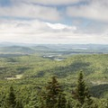 Fire tower views in the Adirondack Mountains.- Adirondack Fire Tower Hikes