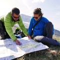 Orienting in Serra di Celano.- Essential Wilderness Skills Every Adventurer Should Know