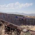 Big c-wall on Bronto Jam at Trailside Park.- The Best Mountain Biking in Park City, Utah