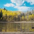 Dog Lake.- 6 Days of Adventure in Utah's Wasatch Mountains