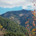 One of many vistas along the Mill Creek Pipeline Mountain Bike Trail.- Adventure in the City: Salt Lake City
