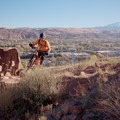 Riding the Pipe Dream Trail.- A Complete Guide to the Best Mountain Biking in Moab, Utah