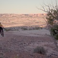 Riding the Bar M Trail in the MOAB Brand Mountain Bike Trails.- A Complete Guide to the Best Mountain Biking in Moab, Utah