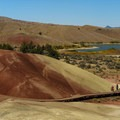 The Painted Hills.- Painted Hills Unit