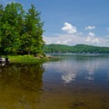 Paradox Lake.- 12 New York Lakes Perfect for Summer Adventure