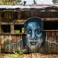 Ghost town art.- 10 Reasons to Visit Whistler