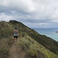 Hiking the Lanikai Pillbox Trail.- 2017: The Year of the Outdoor Woman