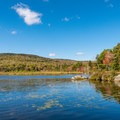 View at the Narrows in Pillsbury State Park. - Best New Hampshire Towns for Family Adventure