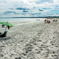 Pine Point Beach is home to an abundance of white sand.- An Adventure Guide to the Maine Coast