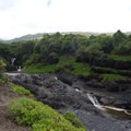 Visit the Seven Sacred Pools by driving 10 miles past the town of Hana on Maui.- 5 Warm-Weather Winter Getaways