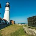 The Portland Head Light.- Weekend Adventure Itinerary to Portland, Maine