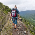 Hiking the Pu'u Manamana Turnover Trail- 25 Photos that will Convince you to visit Hawai'i