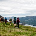 The Tongue Mountain Range is an excellent destination for backpacking.- 15 Must-see Fall Foliage Adirondack Adventures