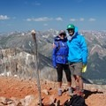 Redcloud Peak (14,035').- 35 Summit Views Worth Hiking For